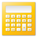 calculator_yellow