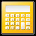 calculator_yellow